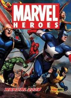 Marvel Heroes Annual 2008, 2009, 2010, 2011, 2013, 2014
