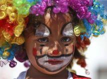 dievčatko, klau, Sýria, utečenci