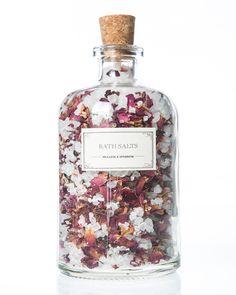 Rose Bath Salts | Limited Edition