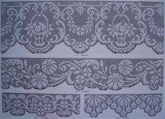 Decorative lace