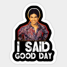 Fez That 70s Show, That 70s Show Memes, Thats 70 Show, 70s Shirts, Cool Stickers, Funny Stickers, Logo Sticker, Decal, Senior Quotes