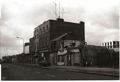 Summerhill near the cite of present day HSE centre. Present Day, Dublin, Old Photos, Ireland, Street View, Centre, Times, Old Pictures, Vintage Photos