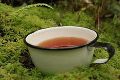 Good Morning Tonic Tea recipe—ease anxiety, promote mental focus, and nourish your nervous system