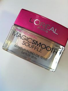 L'Oreal Magic Smooth Foundation
