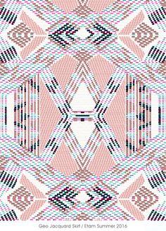 △ T E X T I L E D E S I G N - Site de Summer Crush Textile Designer
