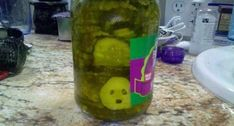 This gherkin is leading a life of quiet desperation.   31 Inanimate Objects With Secret InnerLives