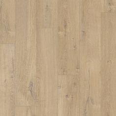 QuickStep Impressive Ultra Soft Oak Medium Laminate Flooring, 12 mm, QuickStep Laminates - Wood Flooring Centre