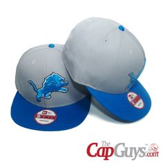 New Era Detroit Lions On Field 9FIFTY® Football Snapback Cap Buy Now 05be41fbe