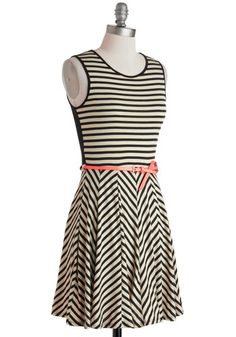 Pop of Patent Dress | Mod Retro Vintage Dresses | ModCloth.com