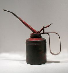 Vintage Oil Can  Wesco  Oil Can Collectable  by OnlyCoolStuff, $26.00