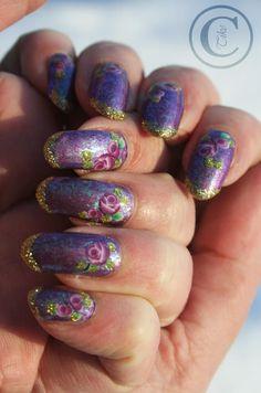 Thulian In Wonderland: Nails for mum
