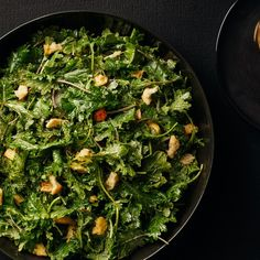You'll make more dressing than you need for one batch of salad with this recipe, but that's a good thing—you'll want to keep using it on all your salads all week.