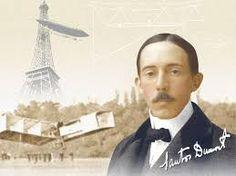 O brasileiro Alberto Santos Dumont é considerado o pai da aviação. No dia 23 de outubro de 1906, ele decolou com um aparelho mais pesado que o ar, subiu a uma altura de quase três metros no Campo de Bagatelle, em Paris, e voou 60 metros. Foi o primeiro voo feito em público e num aparelho que saiu do chão e pousou por meios próprios.