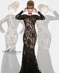 Milano Formals E1883 - Long Sleeve