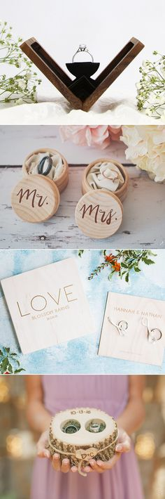 Display The Ring In Style! 14 Beautiful Ring Boxes She Will Say Yes To!
