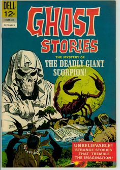 Ghost Stories 12 (FN+ 6.5)