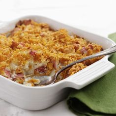 Cheesy Potato Casserole