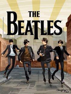 Beatles Art                                                       …