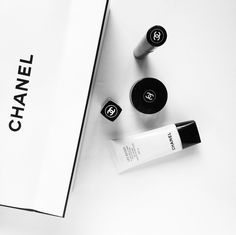 CHANEL beauty | via Tumblr