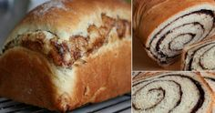 Rolled Cinnamon Bread - HowToInstructions.Us