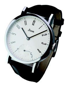The Bauhaus inspired Stowa Antea KS 41 by watchmaker extraordinaire Jörg Schauer