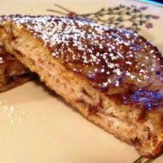 Cinnamon Raisin Stuffed French Toast Allrecipes.com