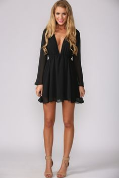 HelloMolly | Avenue Dress Black - New In