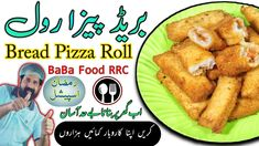 Bread Pizza Roll | Sepical Ramadan Recipe | Pizza Roll Dhaba Style | BaBa Food RRC - YouTube Baba Food, Baba Recipe, Pani Puri Recipe, Chicken Karahi, Puri Recipes, Mayonnaise Recipe, Mint Lemonade, Bread Pizza, Famous Recipe