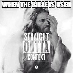Bible verses out of context funny christian humor, funny christian memes, c Church Memes, Church Humor, Catholic Memes, Church Signs, Catholic Art, Funny Christian Memes, Christian Humor, Jesus Meme, Jesus Humor