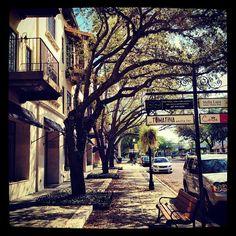 New England Avenue...Winter Park, Florida