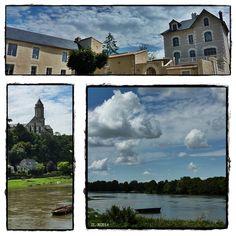 Maison d'écrivain : Julien Gracq, un balcon sur la Loire #StFlorentLeVieil #Loire #Jaimelanjou pic.twitter.com/WGol98kejh