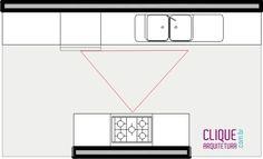 Tipos de Cozinhas - Clique Arquitetura