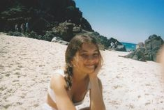 me at the beach, captured on a disposable. Film Aesthetic, Summer Aesthetic, Nature Aesthetic, Aesthetic Fashion, Summer Feeling, Summer Vibes, Summer Goals, Summer Dream, Teenage Dream