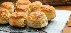 If you have some leftover pumpkin then you are halfway to having a delicious batch of these Easy pumpkin scones. Just don& tell the kids that you have sneaked veggies into their favourite scones. Gourmet Recipes, Cake Recipes, Healthy Recipes, Pumpkin Scones, Cooking For Beginners, Baking Supplies, Tray Bakes, Granola, Baked Goods