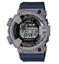 Casio G-Shock GF-8250ER-2JF FROGMAN – Inspired by Naval Camouflage