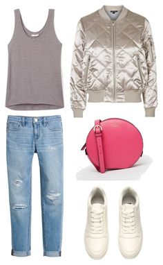 """""""Spring day - Sporty with a touch of class"""" by beefashionable on Polyvore featuring Mode, White House Black Market, Rebecca Minkoff, Topshop, Fiorelli, women's clothing, women, female, woman und misses"""