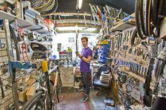 bicycle workshop - Google Search