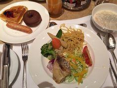 Grand Hyatt Erawan BANGKOK  朝食