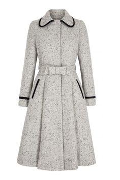 Honest coat tweed front (click to view larger image) Cappotti Di Lana a2d3df18fd1