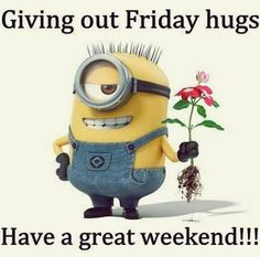 Best Funny minions photos with captions AM, Friday December 2015 PST) - 10 pics - Minion Quotes Minion Photos, Minions Images, Minions Quotes, Friday Quotes Humor, Weekend Quotes, Humor Quotes, Funny Quotes, Monday Quotes, Tgif