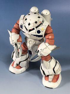 Mobile mech from the Gundam series. Arte Gundam, Gundam Toys, Big Robots, Gundam Mobile Suit, Gundam Custom Build, Sci Fi Models, Gunpla Custom, Gundam Model, Toy Craft