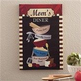 Family Bistro Personalized Kitchen Canvas - 11958
