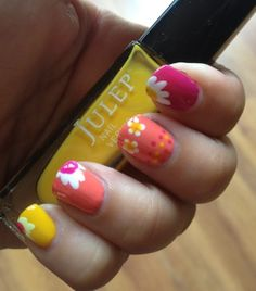 Julep It Girl Nail Art