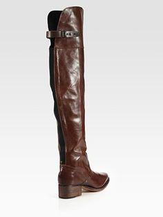 Rag & Bone - Pearce Leather Over-The-Knee Boots - Saks.com