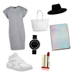 """Another school look "" by diversitychick on Polyvore featuring NIKE, Georg Jensen and Zimmermann"