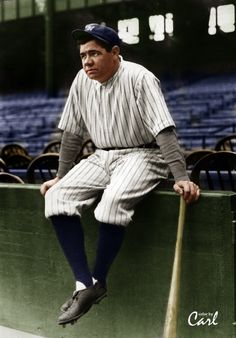 Vintage team vintage teams players pinterest for Babe ruth coloring pages