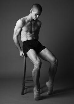 Jordan Robson by Darren Black   Homotography