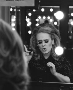 Adele. photo: Lauren Dukoff