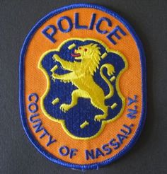 Nassau county PD NY Police Officer Wife, Military Police, Fire Badge, Law Enforcement Badges, Police Badges, New York Police, Suffolk County, Nassau County, Manatees