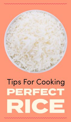 12 Useful Tricks For Cooking Perfect Rice
